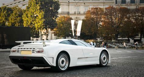 model perspective bugatti eb110 premier financial services