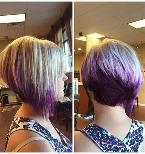 umbre angled bob hair cuts 20 best angled bob hairstyles short hairstyles 2016