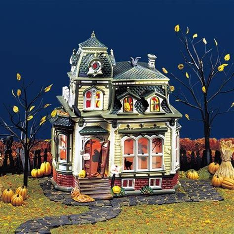 47 best images about dept 56 halloween on pinterest yard