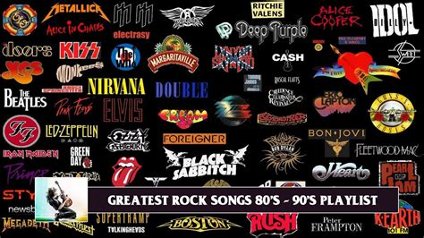 best rock songs best rock songs 80 s 90 s greatest classic rock songs