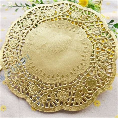 Paper Doyleys 14 5 Termurah Paper Doli Paper Dolly best gold doilies products on wanelo