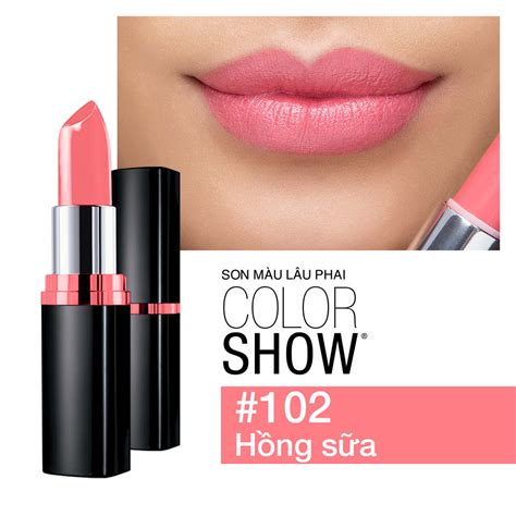 Lipstick Maybelline Color Show Matte maybelline color show matte lipstick the of