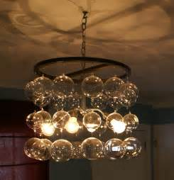 Chandelier Glass Balls Glass Chandelier