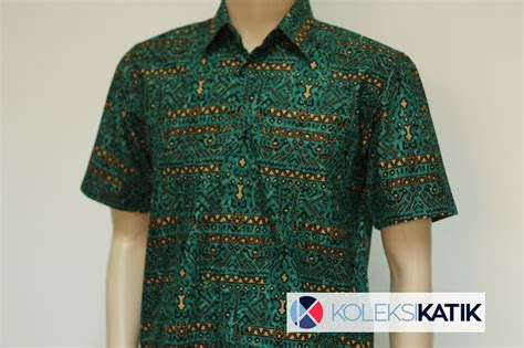 Kemeja Batik Pria Modernmas Koi Tosca kemeja batik otentik papua tosca koleksikatik