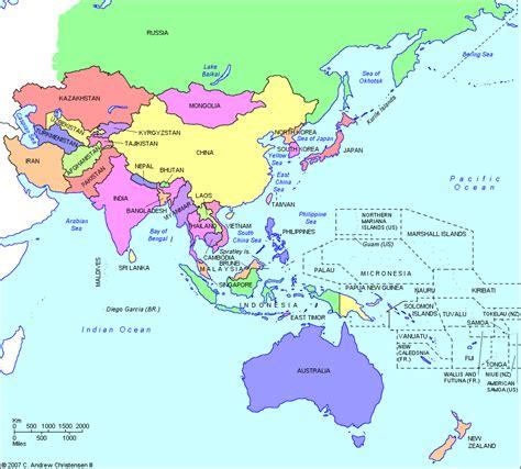 australia global map australia s location in the asia pacific region