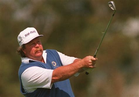craig stadler golf swing craig stadler plays a fairway iron on the 10th hole of
