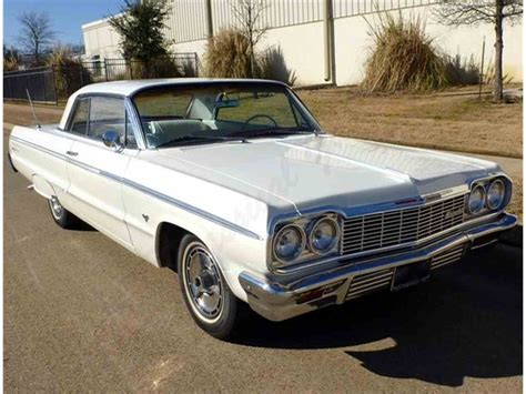 1964 impala for sale california 1964 chevrolet impala ss for sale classiccars cc
