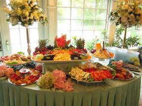 Food Buffet Table Best 25 Wedding Food Displays Ideas On