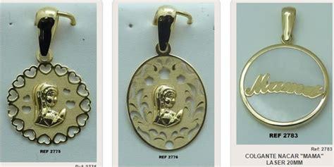 cadenas de oro religiosas medallas de oro medallas de plata medallas de virgenes