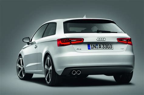 The New Audi A3 by All New 2013 Audi A3 Hatchback Pictures And Details