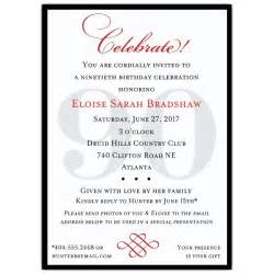 Sample invitation letter debut party example good template sample invitation letter debut party 3 stopboris Images