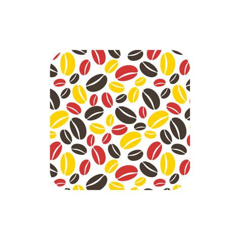 tutorial vector pattern quick tip create a seamless coffee bean pattern in
