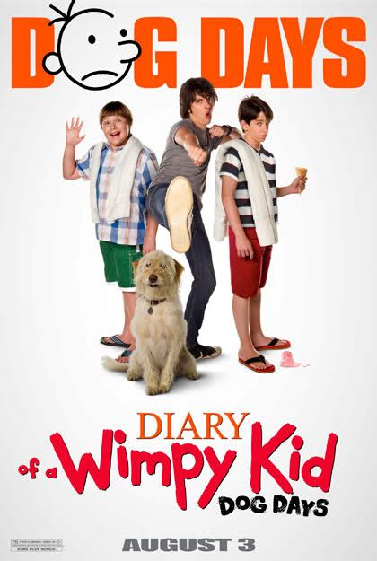 diary of a wimpy kid days diary of a wimpy kid days the cinephiliac