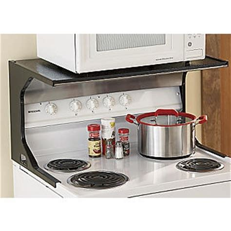 Shelf For Microwave Stove by Best 25 Microwave Shelf Ideas On Small