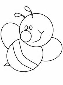 printable bumble bee template clipart best