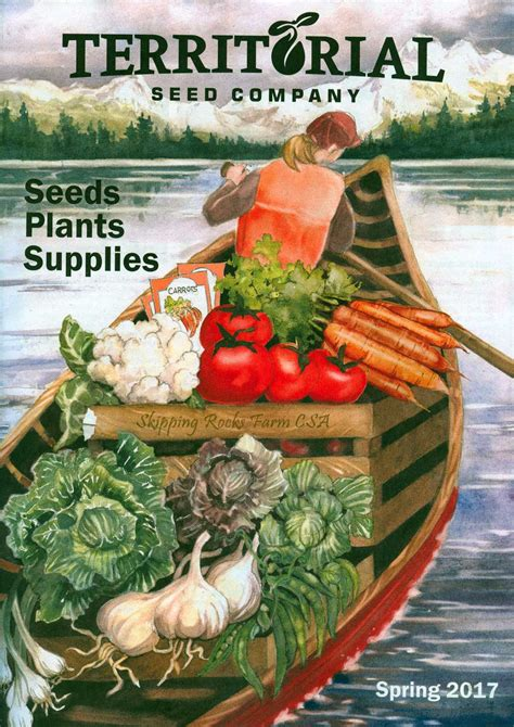 Gardening Catalogs Seed Companies by The S Garden January 2017