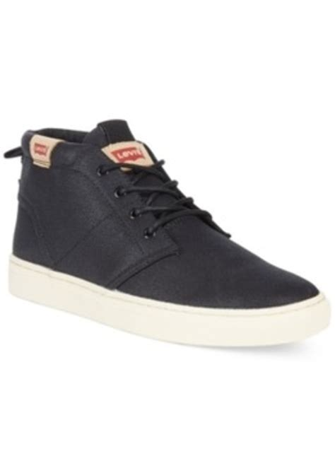 levi sneakers levi s levi s paul high top sneakers s shoes shoes
