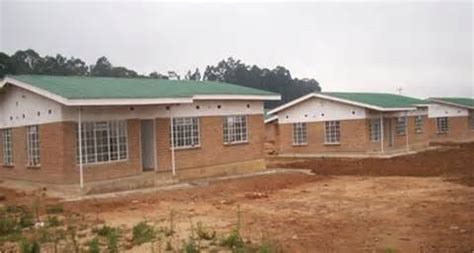 malawi housing corp plans to build 25 000 houses by 2018
