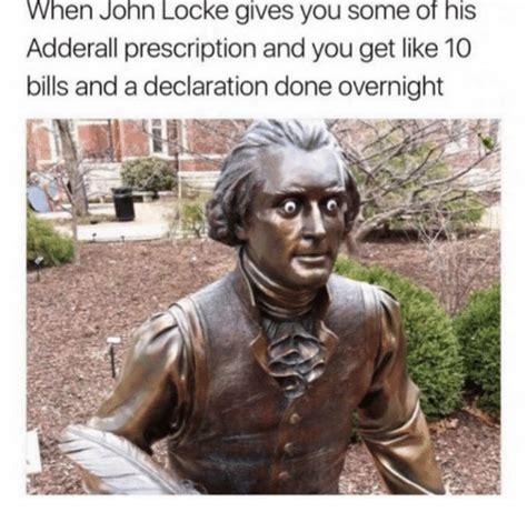 John Locke Meme - when john locke gives you somme of his adderall