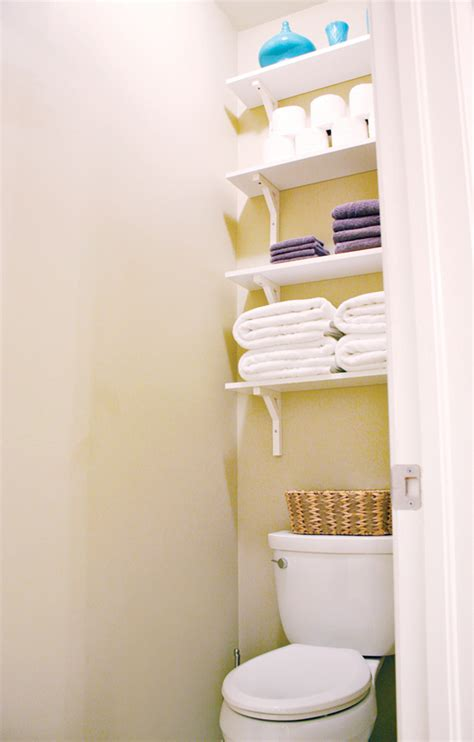 Extra Small Bathroom Ideas by Shelves House Mix