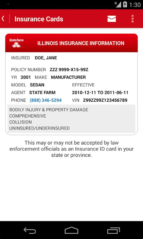 state farm insurance card template florida farmers insurance policy lookup affordable car insurance