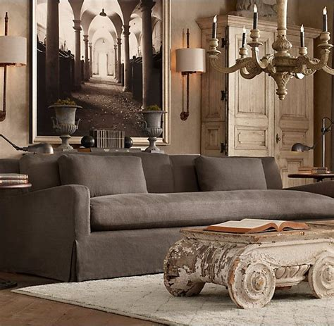 restoration hardware belgian slope arm sofa review 1000 images about sofa on pinterest restoration