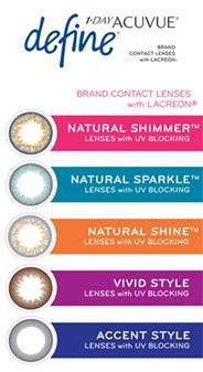 define colors color contact lenses c u vision optometrists