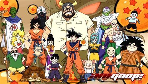 imagenes de goku y sus amigos goku y sus amigos