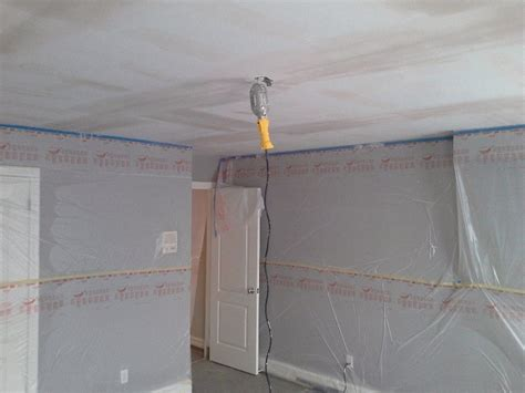 Stucco Ceiling Removal by Ceiling Stucco Removal Popcorn Ceiling Removal