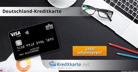 kreditkarte testen deutschland kreditkarte im test