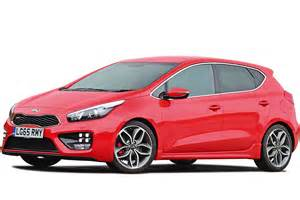 Kia Ceed Kia Cee D Gt Hatchback Review Carbuyer