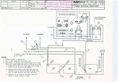 freightliner radio wiring diagram wirning engine