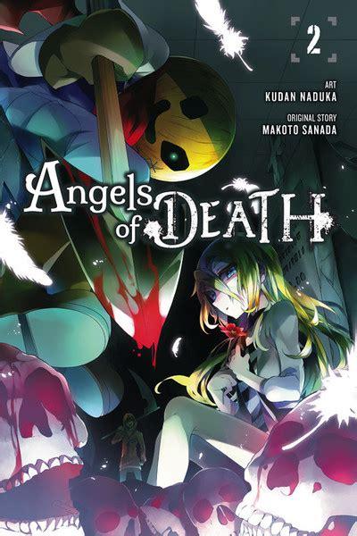 anime angel of death manga angels of death manga volume 2