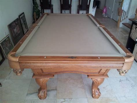 new and used pool tables for sale 8 ball pool tables