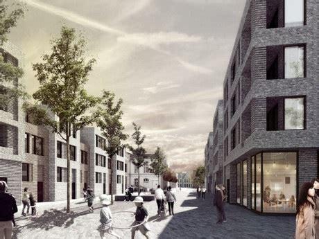 architekten in bremen wettbewerb f 252 r hulsberg viertel in bremen entschieden