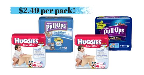 pull up diaper printable coupons huggies coupons diapers pull ups for 2 49 southern
