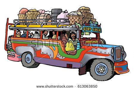 jeepney clipart jeepney stock images royalty free images vectors