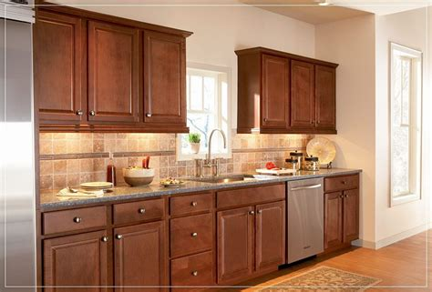 Timberlake Kitchen Cabinets by Timberlake Maple Cognac Shea Homes Design Studio