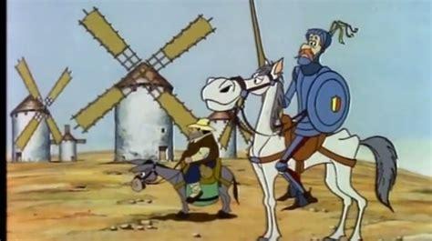 don quijote cadena ser 191 te acuerdas del don quijote de dibujos animados radio
