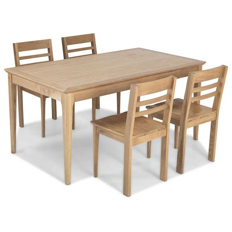 solid oak dining room table telford solid oak furniture dining table