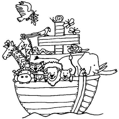 Kostenlose Vorlage Für Nebenkostenabrechnung Ausmalbilder Arche Noah 01 Taufe Arche Noah Noah Und Ausmalbilder