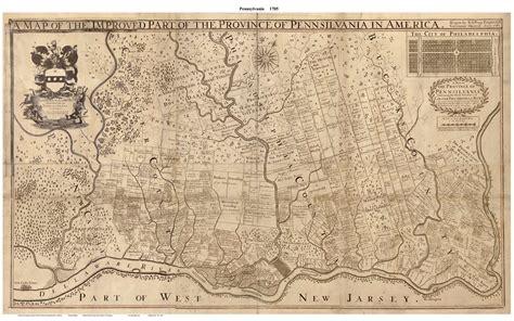 antique map of philadelphia map of philadelphia pa 1681 holme