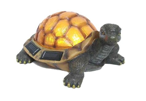 Turtle Lights by China Poly Resin Turtle Solar Light Pd0064 China Solar