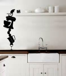 Kitchen Wall Stickers Gallery For Gt White Wall Decals Kitchen
