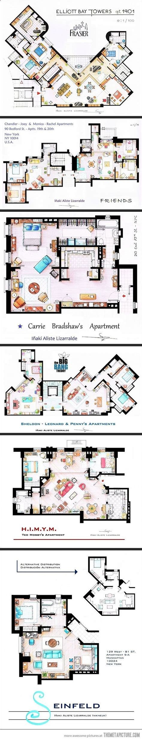 seinfeld apartment floor plan 8768 best images about the michael jackson internet