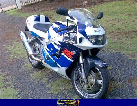 Suzuki Gsxr 750 1998 1998 Suzuki Gsx R 750 Moto Zombdrive