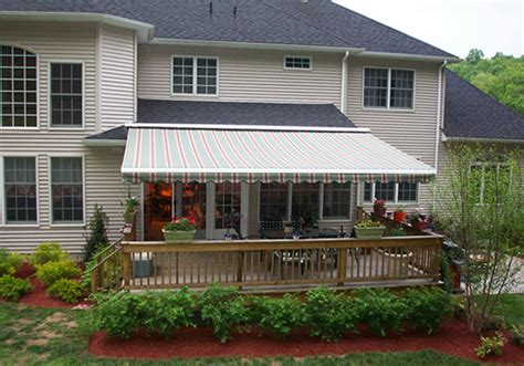 eclipse motorized retractable awnings exterior sun shades
