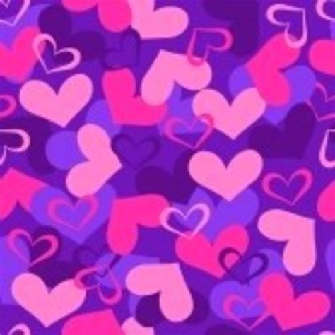 heart pattern repeat hearts valentine seamless repeat pattern vector