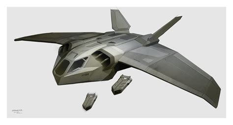 Space Army Bomber For image gallery sci fi bomber