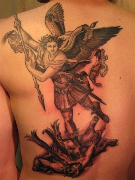 archangel michael tattoo designs greatest archangels